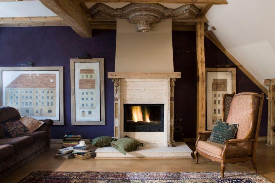 adelaparvu.com despre mansarda romantica, stil rustic, Design PrzepisnaDom, Foto Rafal Lipski (16)