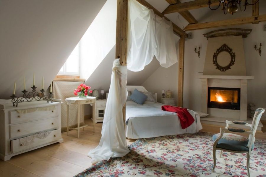 adelaparvu.com despre mansarda romantica, stil rustic, Design PrzepisnaDom, Foto Rafal Lipski (3)