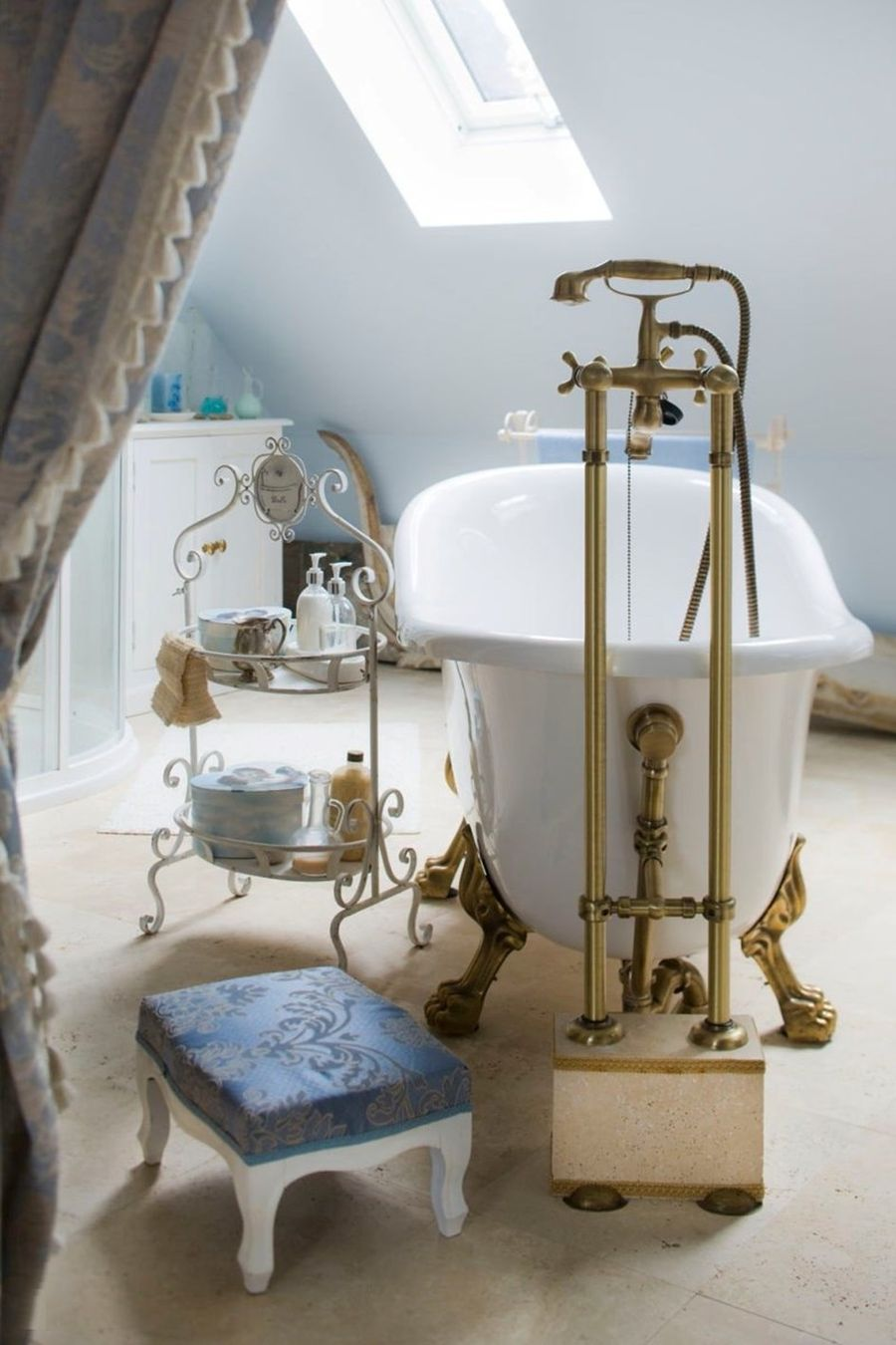 adelaparvu.com despre mansarda romantica, stil rustic, Design PrzepisnaDom, Foto Rafal Lipski (9)