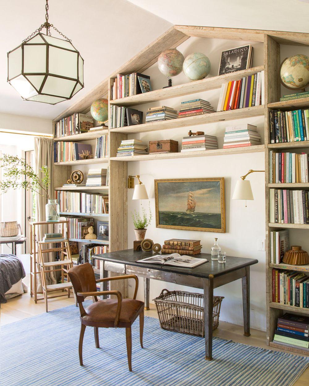 adelaparvu.com despre Patina Farm, California, birou Nick, arhitectura si design Giannetti Home