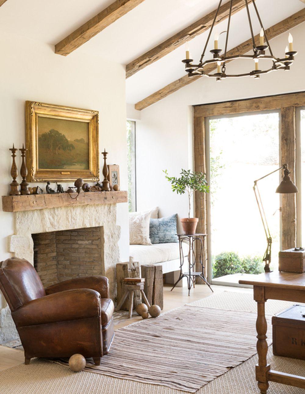 adelaparvu.com despre Patina Farm, California, birou Steve, arhitectura si design Giannetti Home
