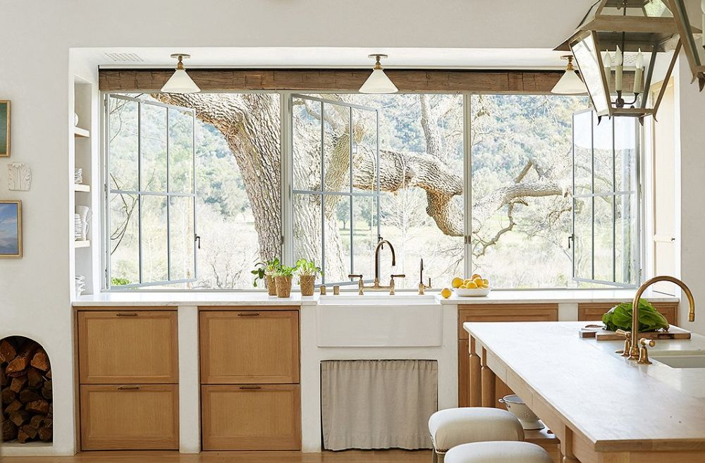 adelaparvu.com despre Patina Farm, California, bucatarie, arhitectura si design Giannetti Home (4)