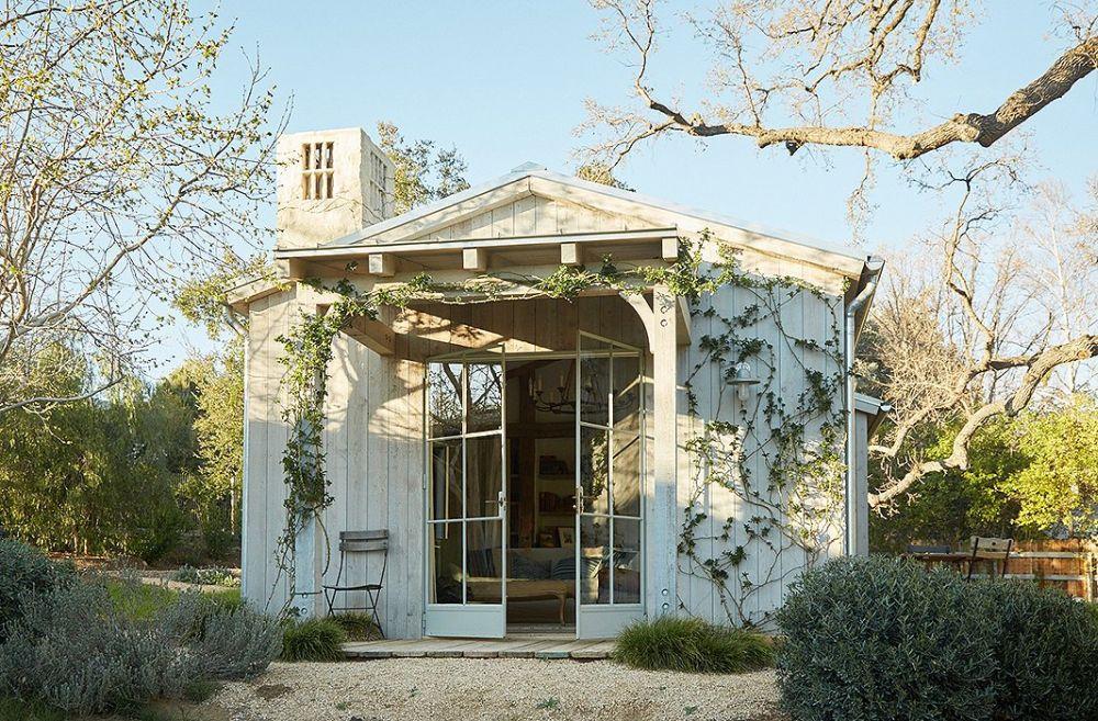 adelaparvu.com despre Patina Farm, California, casa de oaspeti, arhitectura si design Giannetti Home (6)