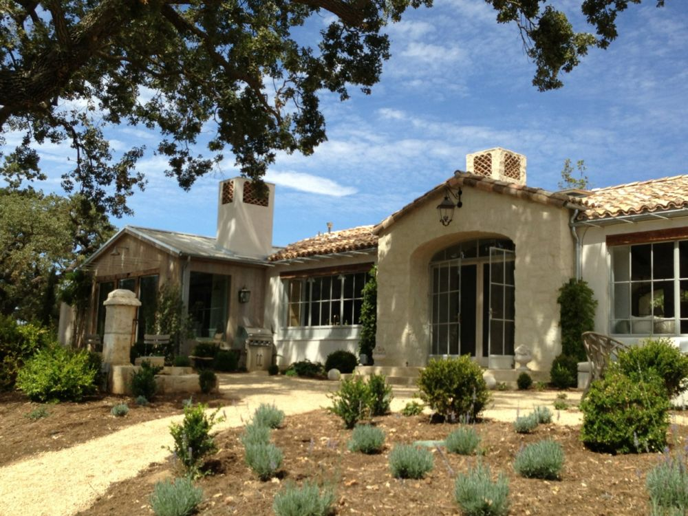 adelaparvu.com despre Patina Farm, California, gradina, arhitectura si design Giannetti Home (1)