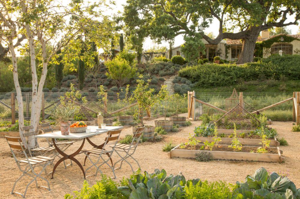 adelaparvu.com despre Patina Farm, California, gradina, arhitectura si design Giannetti Home (8)