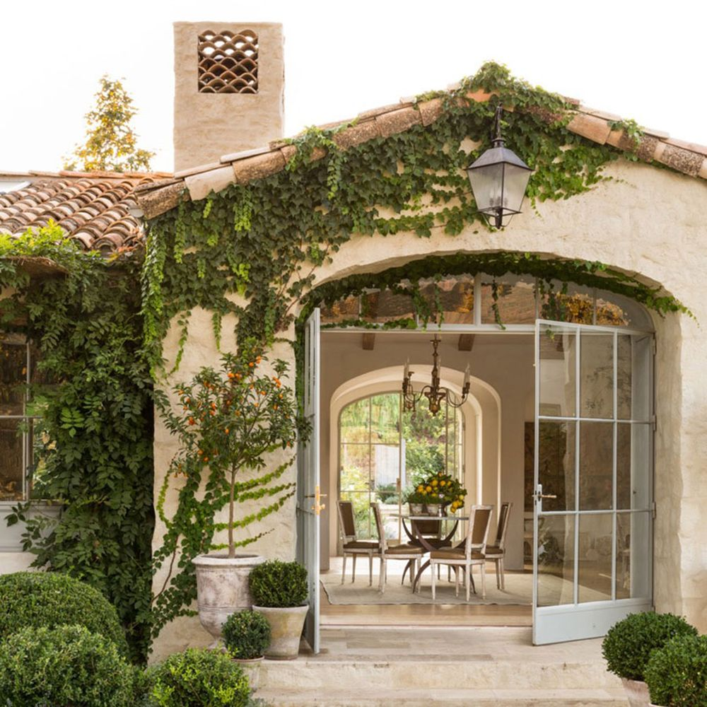 adelaparvu.com despre Patina Farm, California, living si sufragerie, arhitectura si design Giannetti Home (1)