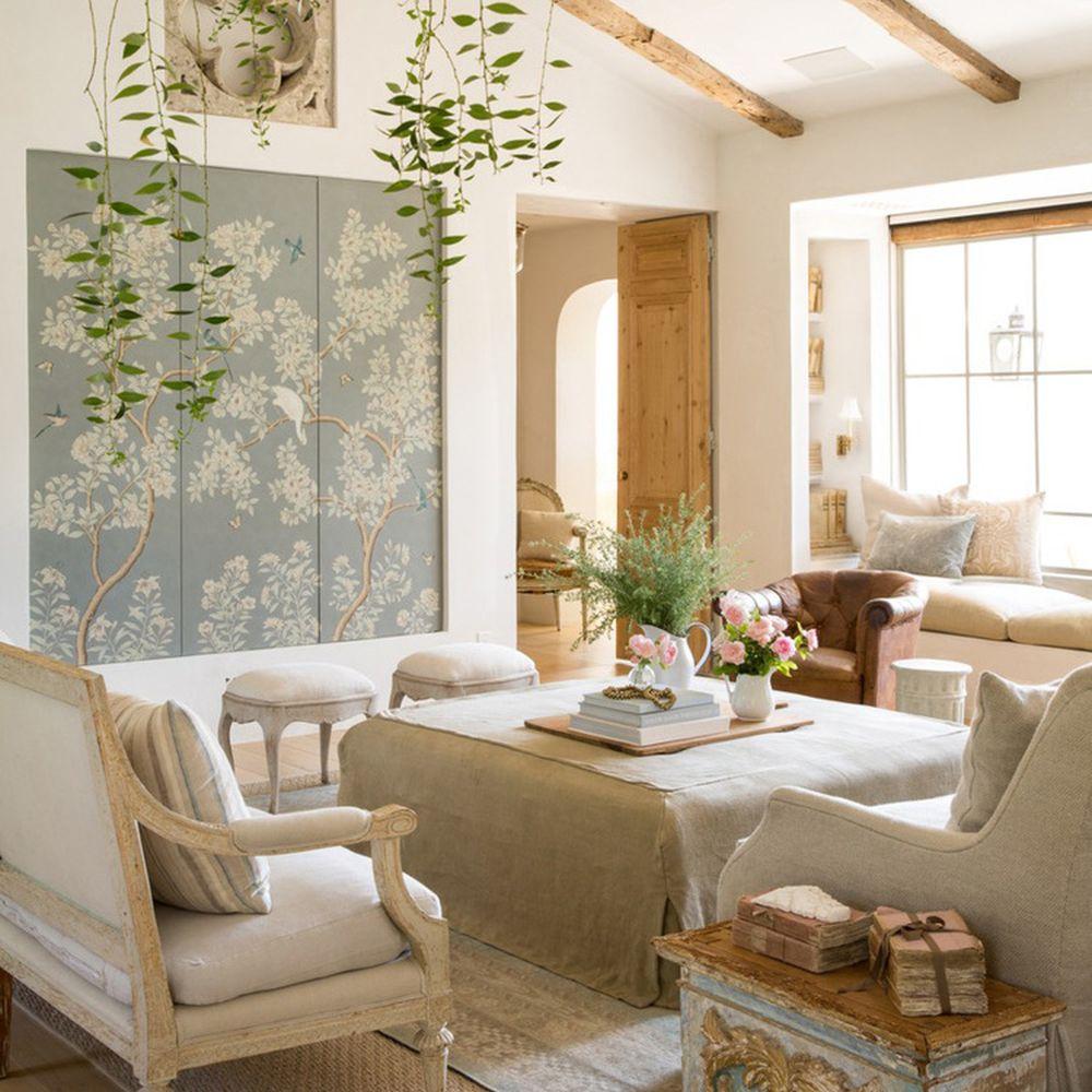 adelaparvu.com despre Patina Farm, California, living si sufragerie, arhitectura si design Giannetti Home (4)