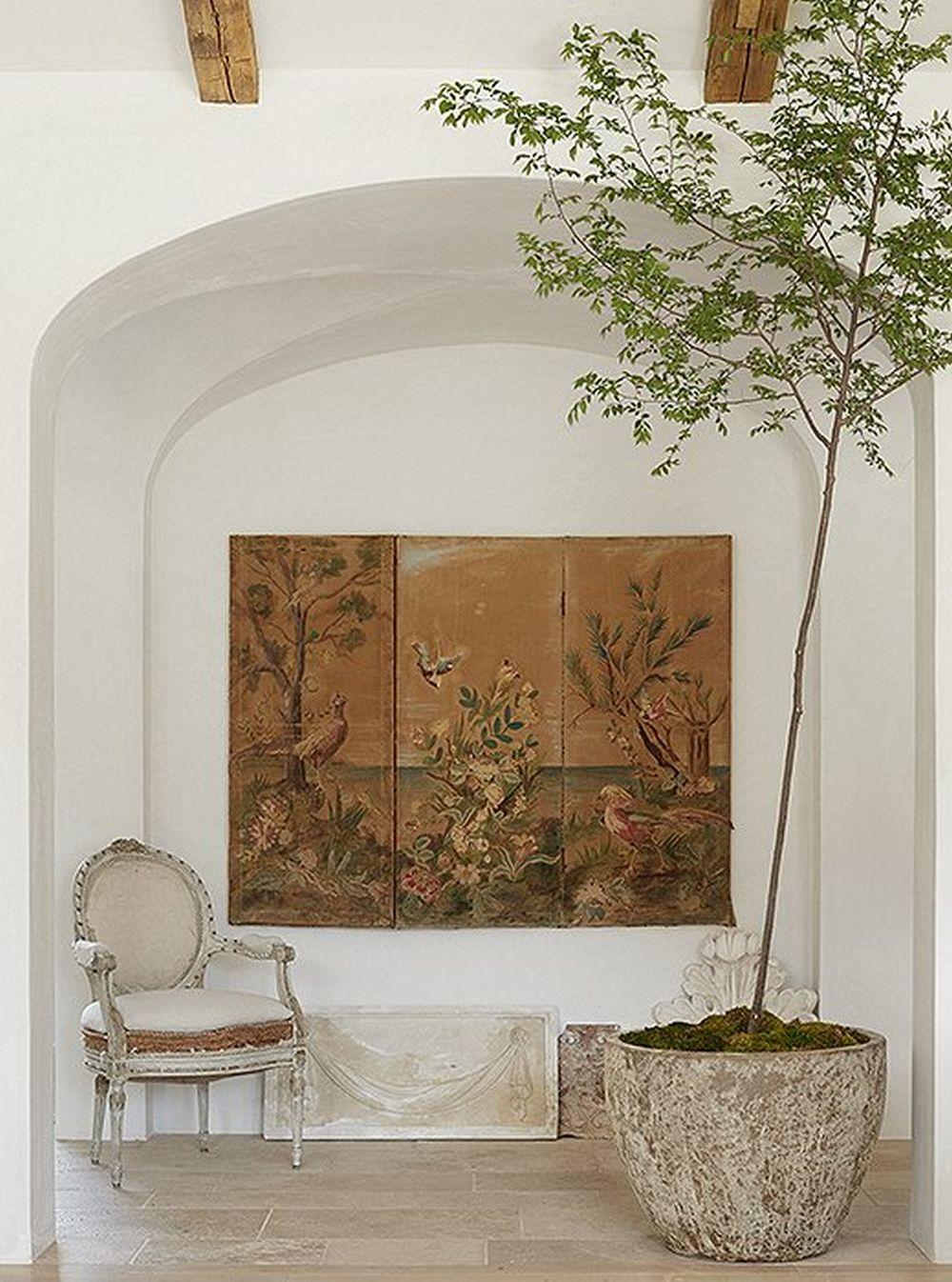 adelaparvu.com despre Patina Farm, California, living si sufragerie, arhitectura si design Giannetti Home (8)
