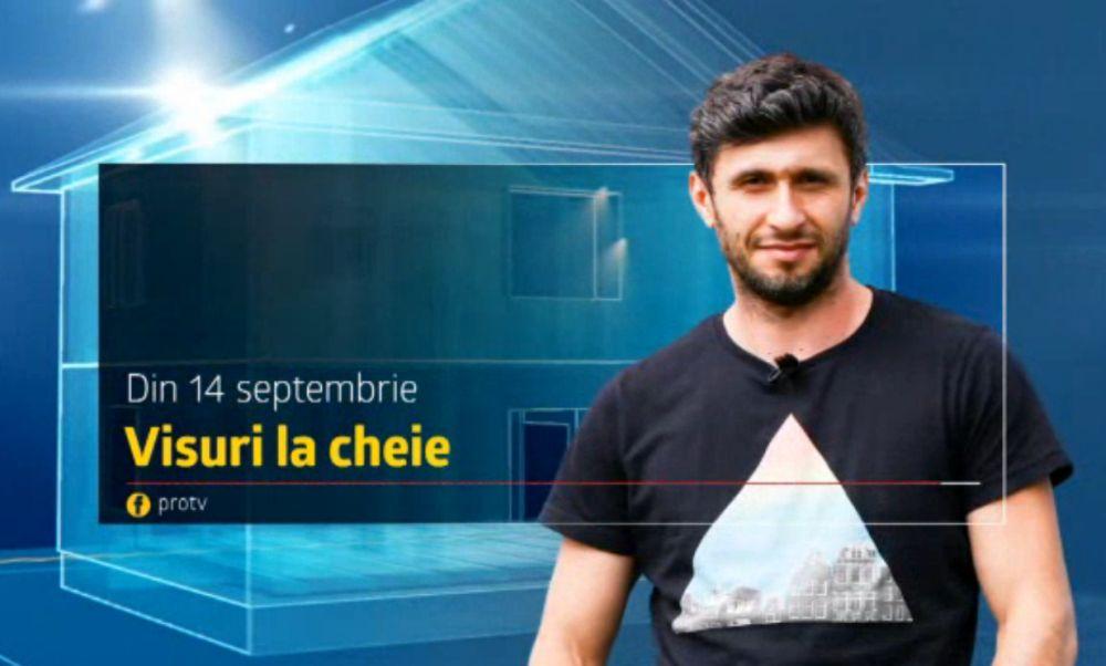 adelaparvu.com despre Visuri la cheie, sezonul III, ProTv anul 2016