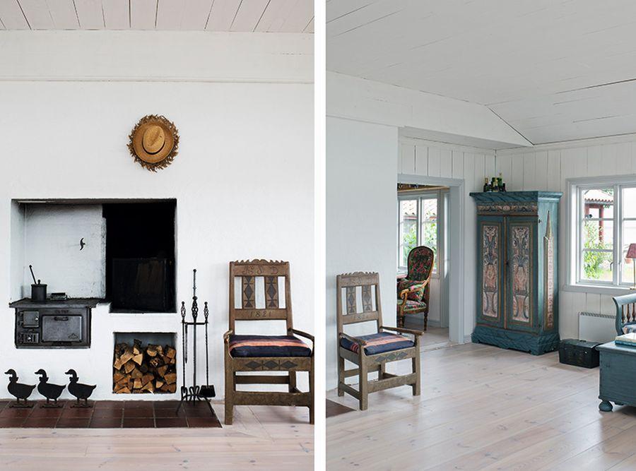 adelaparvu.com despre casa din lemn de vacanta, Suedia, Foto Anne Nyblaeusa (1)