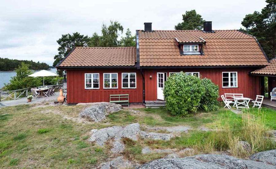 Kanholmen Feature