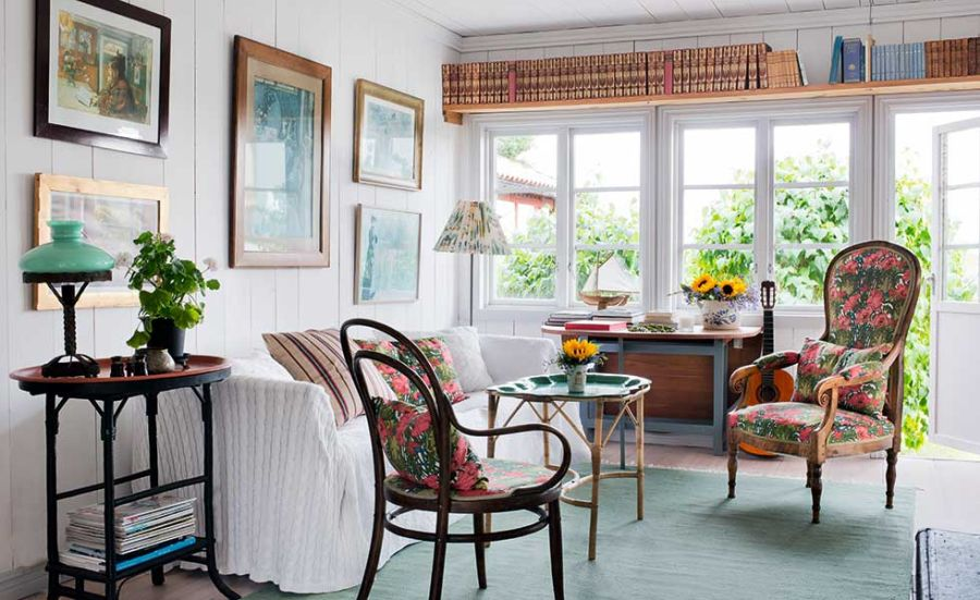 adelaparvu.com despre casa din lemn de vacanta, Suedia, Foto Anne Nyblaeusa (3)