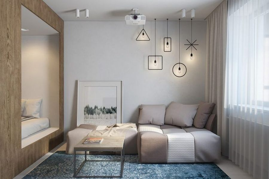 adelaparvu.com despre garsoniera 29 mp cu loc de pat, Design Andreev Timotin, Elena Timotina (6)