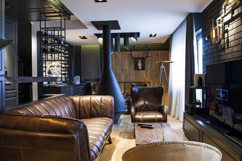 Îmi doresc o casă inspirată de romanele lui Jules Verne. Locuință cu design creat de echipa: Vlas Andrei, Racasan-Horea, Maier Alina, Perse Stefan