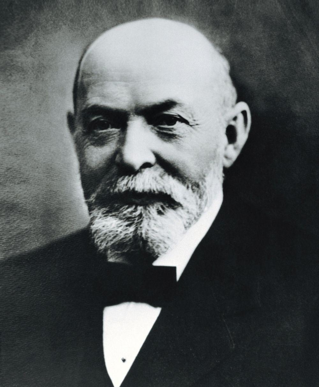 Johann Vaillant, inventator care a fondat compania sa în 1874