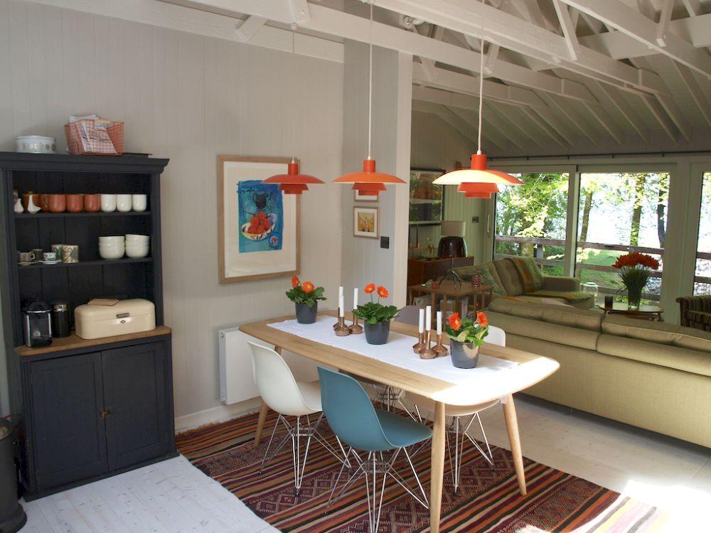 adelaparvu.com despre cabana in padure decorata in stilul anilor 60, Designer Egon Walesch, Foto Egondesign