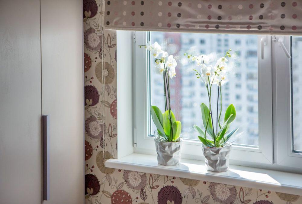 adelaparvu.com despre apartament 104 mp, 4 camere, Moscova, designer Maria Solovieva-Sosnowik, Foto Anna Kiseleva (15)