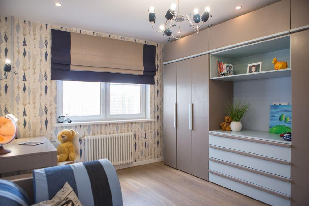 adelaparvu.com despre apartament 104 mp, 4 camere, Moscova, designer Maria Solovieva-Sosnowik, Foto Anna Kiseleva (19)