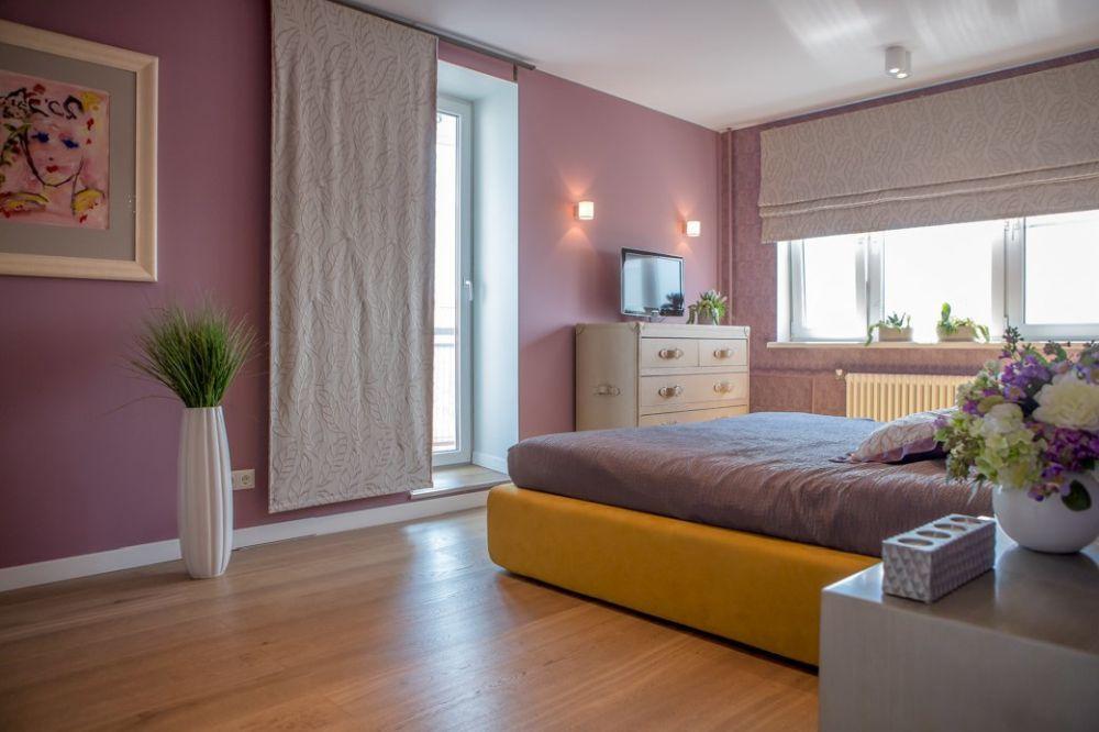 adelaparvu.com despre apartament 104 mp, 4 camere, Moscova, designer Maria Solovieva-Sosnowik, Foto Anna Kiseleva (25)