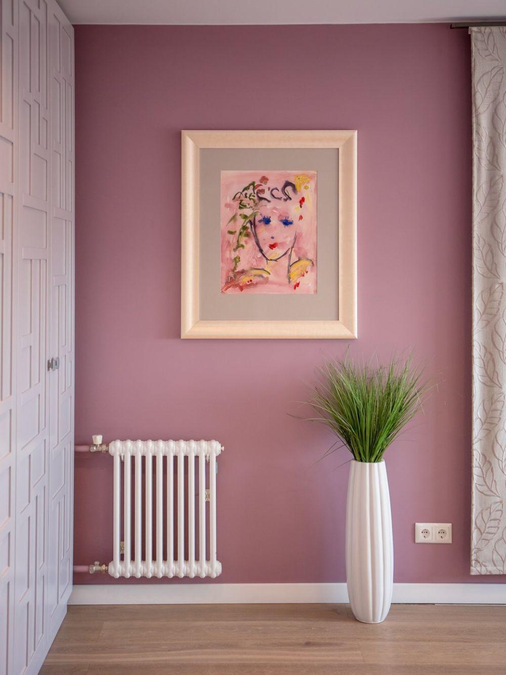 adelaparvu.com despre apartament 104 mp, 4 camere, Moscova, designer Maria Solovieva-Sosnowik, Foto Anna Kiseleva (26)