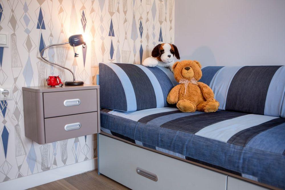 adelaparvu.com despre apartament 104 mp, 4 camere, Moscova, designer Maria Solovieva-Sosnowik, Foto Anna Kiseleva (29)
