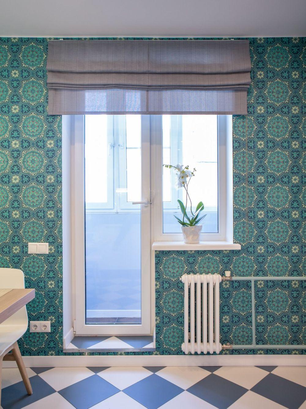 adelaparvu.com despre apartament 104 mp, 4 camere, Moscova, designer Maria Solovieva-Sosnowik, Foto Anna Kiseleva (32)
