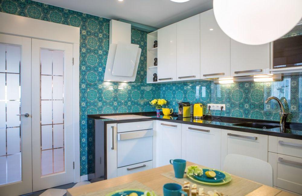 adelaparvu.com despre apartament 104 mp, 4 camere, Moscova, designer Maria Solovieva-Sosnowik, Foto Anna Kiseleva (34)
