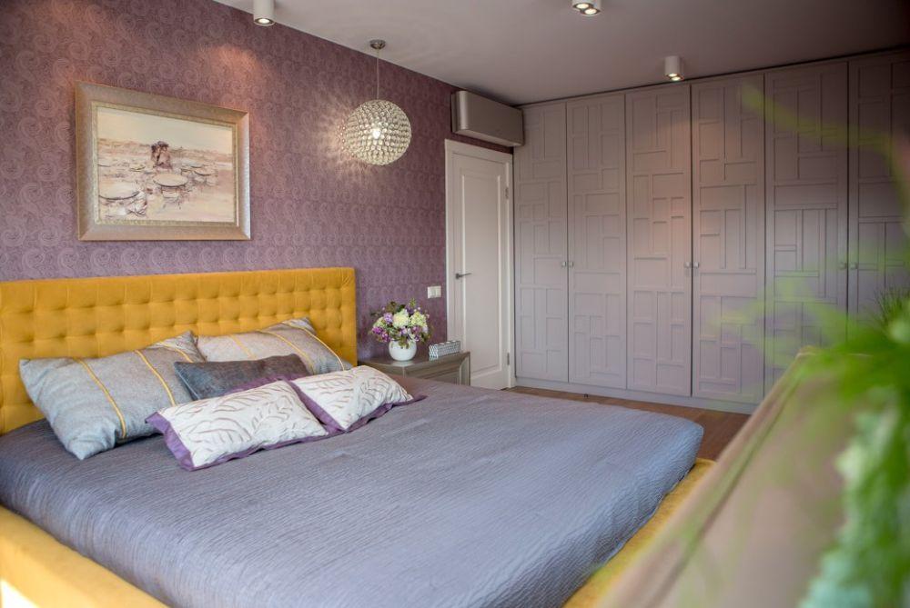 adelaparvu.com despre apartament 104 mp, 4 camere, Moscova, designer Maria Solovieva-Sosnowik, Foto Anna Kiseleva (36)