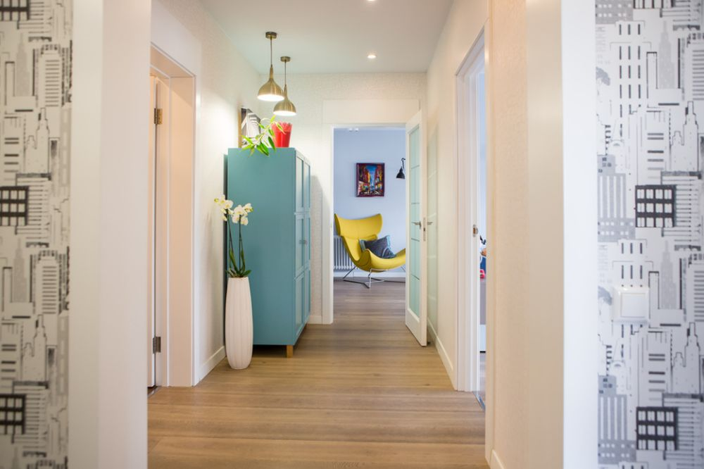adelaparvu.com despre apartament 104 mp, 4 camere, Moscova, designer Maria Solovieva-Sosnowik, Foto Anna Kiseleva (4)