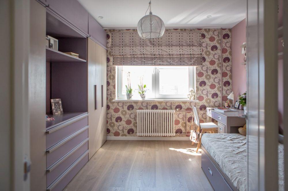 adelaparvu.com despre apartament 104 mp, 4 camere, Moscova, designer Maria Solovieva-Sosnowik, Foto Anna Kiseleva (6)