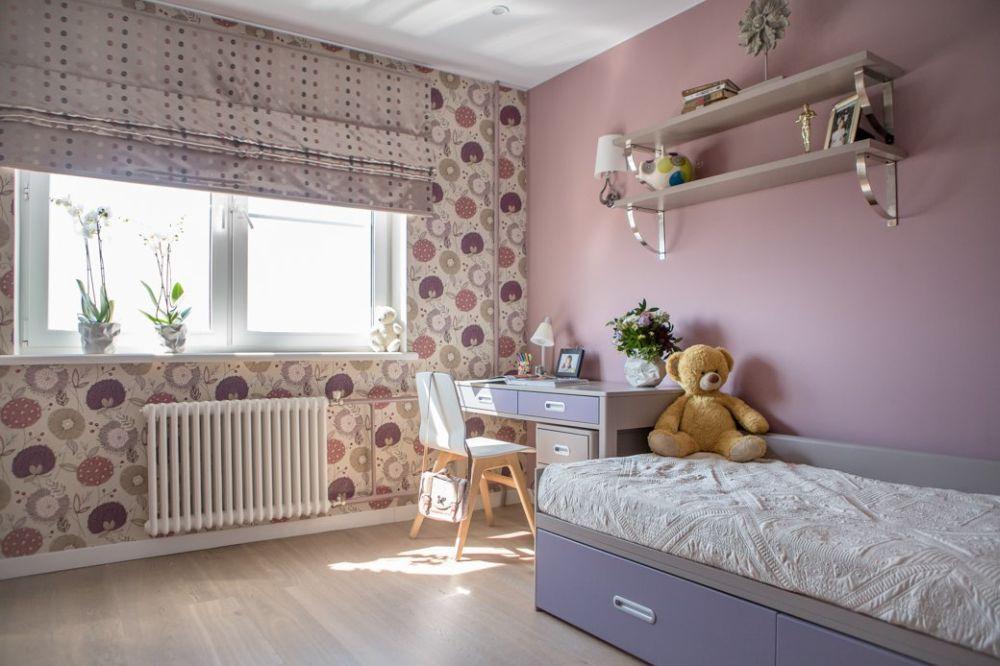 adelaparvu.com despre apartament 104 mp, 4 camere, Moscova, designer Maria Solovieva-Sosnowik, Foto Anna Kiseleva (7)