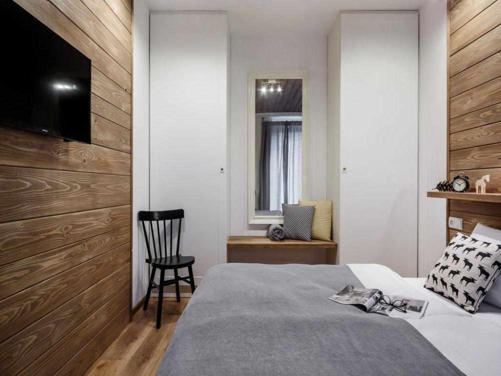adelaparvu.com despre apartament 2 camere, 46 mp, in stil montan, Polonia, Foto TatryTop (10)