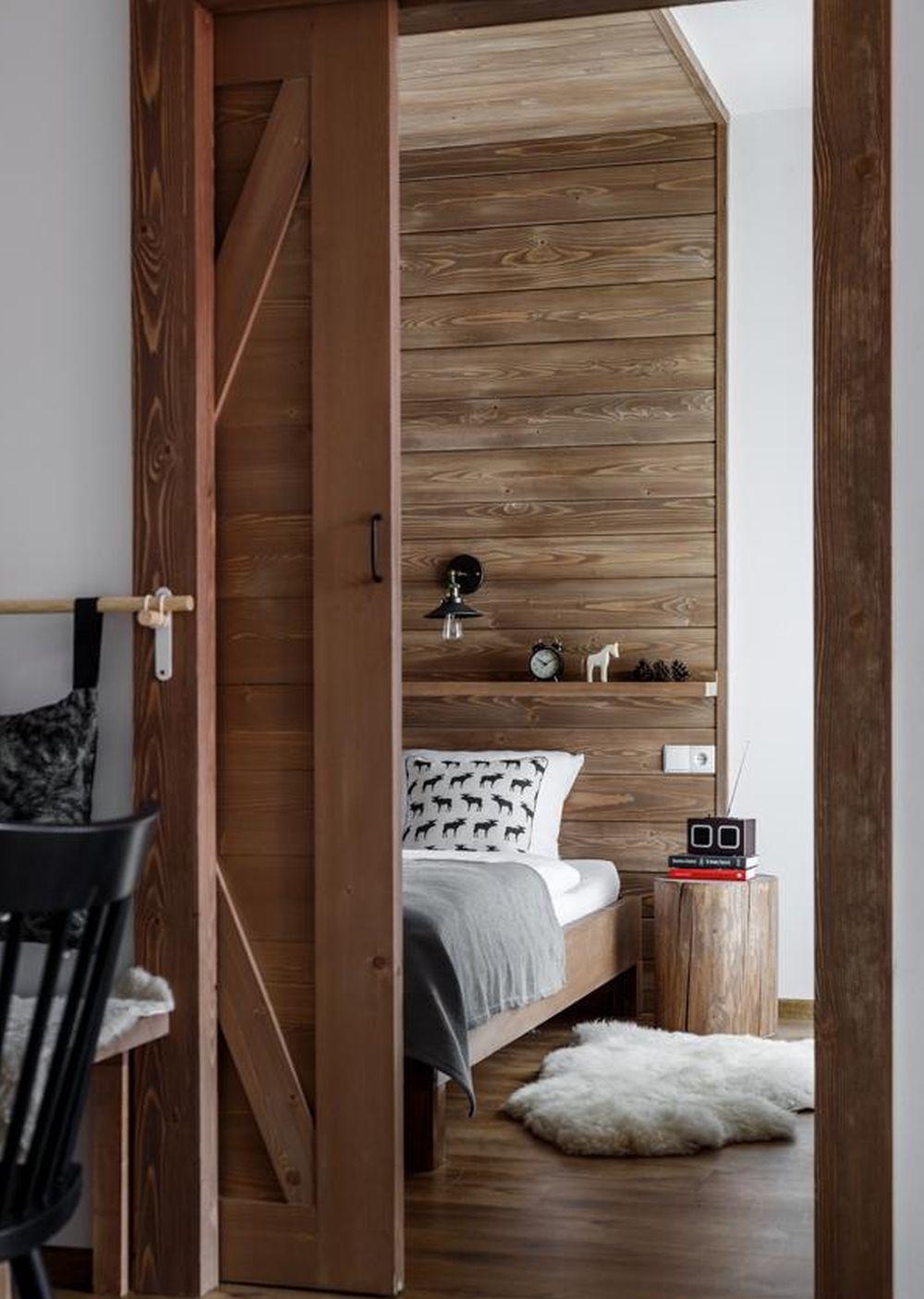adelaparvu.com despre apartament 2 camere, 46 mp, in stil montan, Polonia, Foto TatryTop (12)