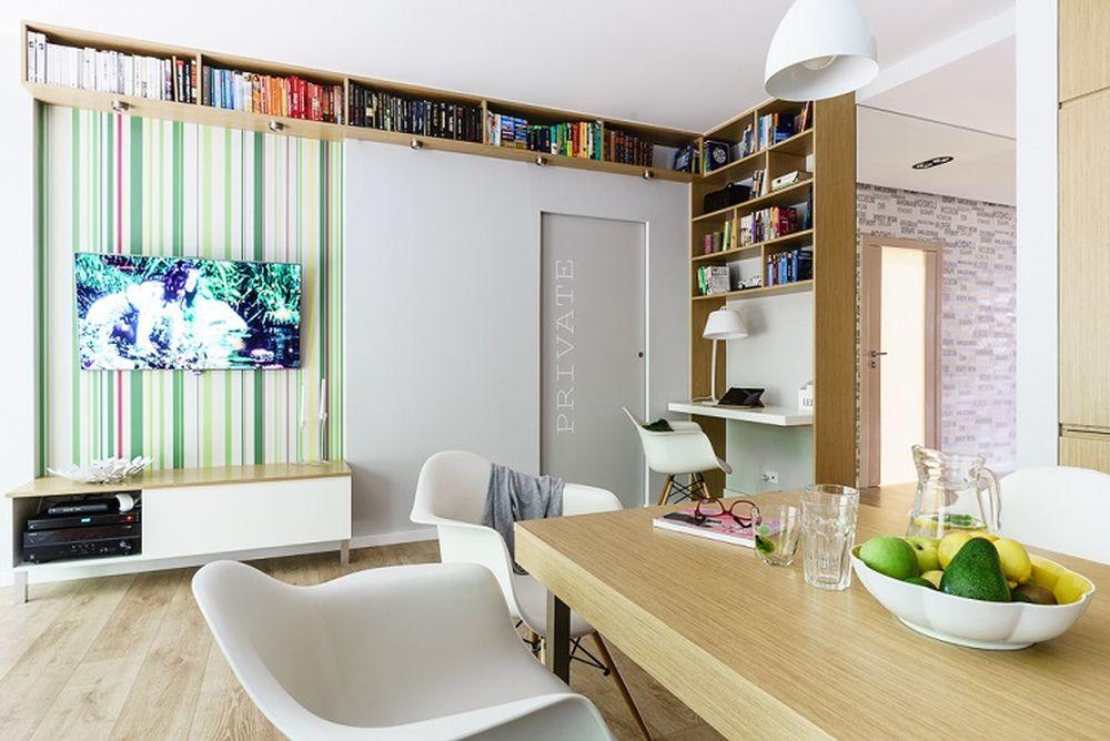 adelaparvu.com despre apartament 3 camere, Polonia, Design Saje Architekci, Foto foto&mohito (18)