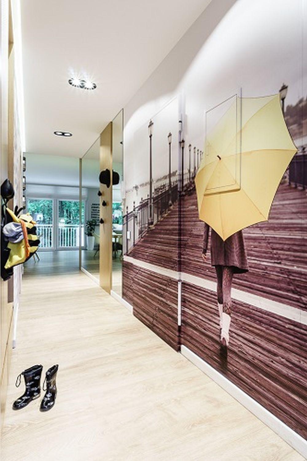adelaparvu.com despre apartament 3 camere, Polonia, Design Saje Architekci, Foto foto&mohito (2)