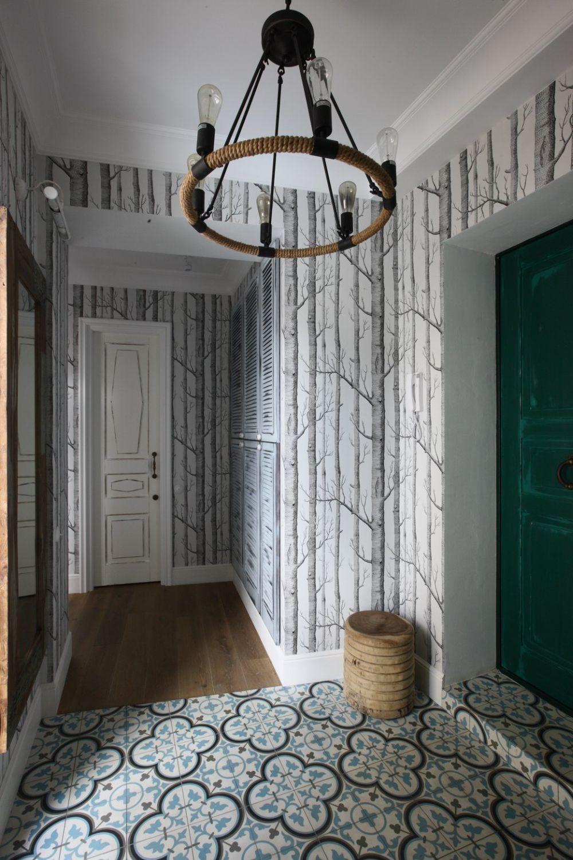 adelaparvu.com despre apartament 75 mp, Moscova, Designeri Anton si Ekaterina Korneev, Foto Mikhail Stepanov (1)