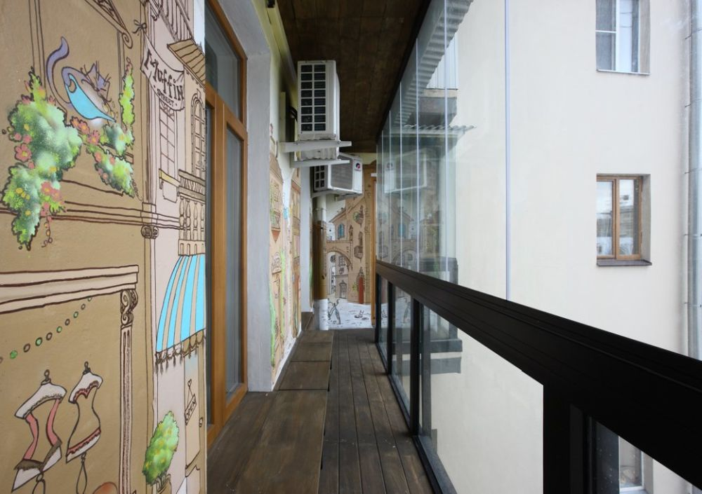 adelaparvu.com despre apartament 75 mp, Moscova, Designeri Anton si Ekaterina Korneev, Foto Mikhail Stepanov (13)