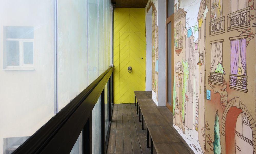 adelaparvu.com despre apartament 75 mp, Moscova, Designeri Anton si Ekaterina Korneev, Foto Mikhail Stepanov (16)