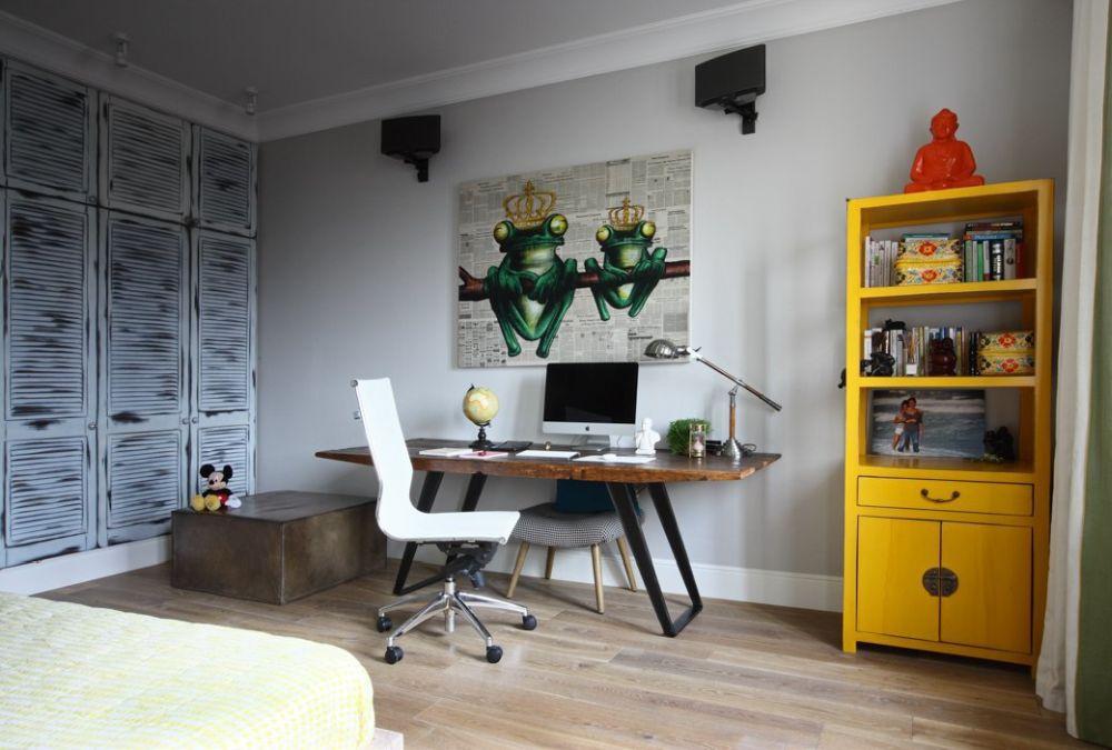 adelaparvu.com despre apartament 75 mp, Moscova, Designeri Anton si Ekaterina Korneev, Foto Mikhail Stepanov (23)