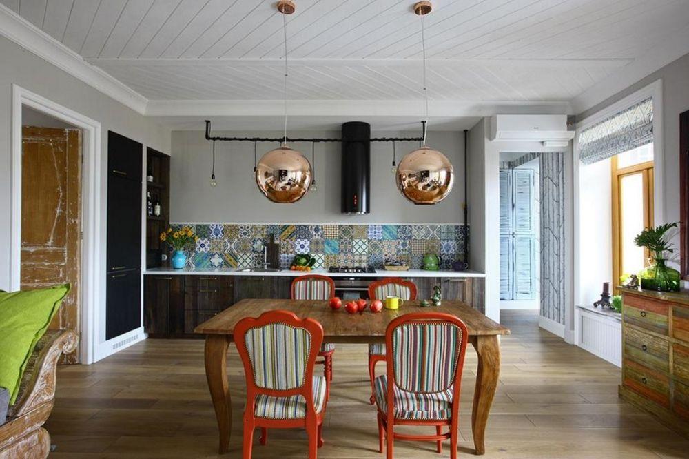 adelaparvu.com despre apartament 75 mp, Moscova, Designeri Anton si Ekaterina Korneev, Foto Mikhail Stepanov (7)