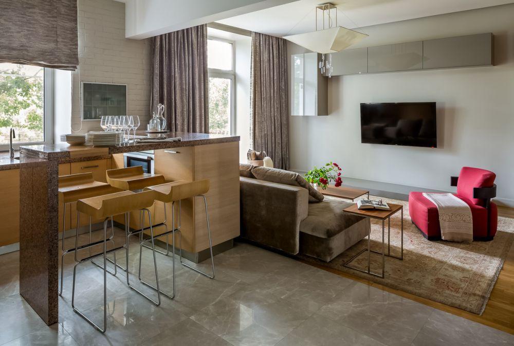 adelaparvu.com despre apartament de 3 camere, 82 mp, Moscova, Designer Xenia Turik (18)