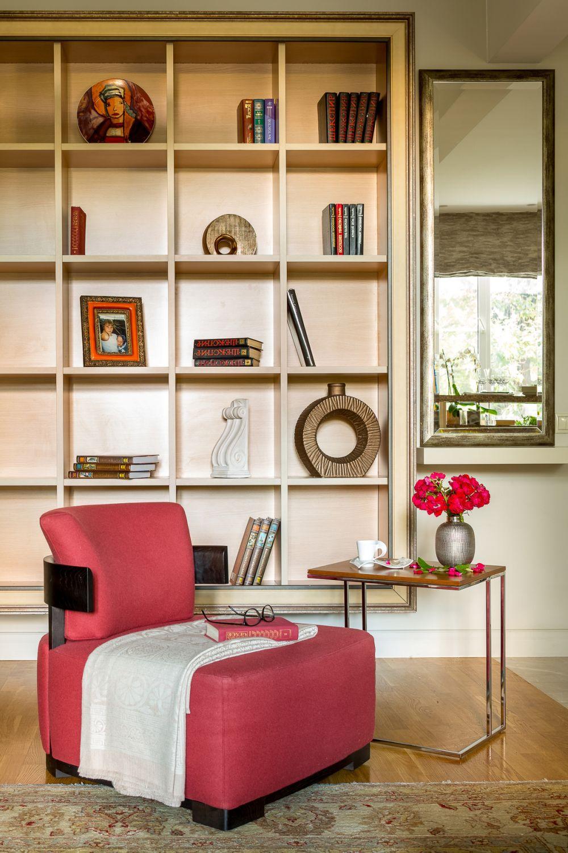 adelaparvu.com despre apartament de 3 camere, 82 mp, Moscova, Designer Xenia Turik (2)