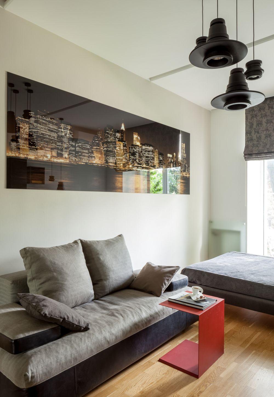 adelaparvu.com despre apartament de 3 camere, 82 mp, Moscova, Designer Xenia Turik (20)