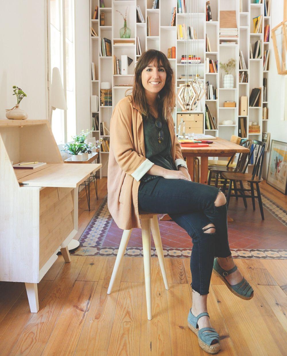 adelaparvu.com despre apartament de 65 de mp, Barcelona, in stil scandinav, Design Neus Casanova, Degoma Studio, Foto ElMueble, Degoma Studio (10)