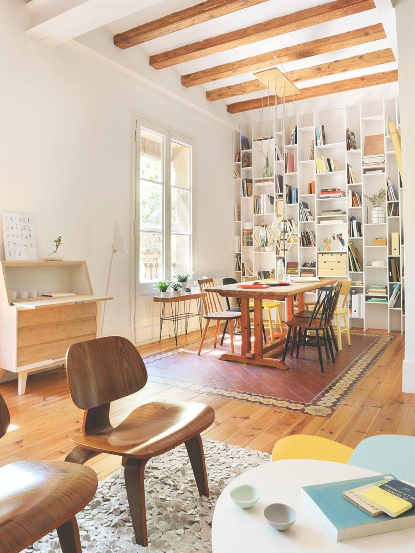 adelaparvu.com despre apartament de 65 de mp, Barcelona, in stil scandinav, Design Neus Casanova, Degoma Studio, Foto ElMueble, Degoma Studio (11)