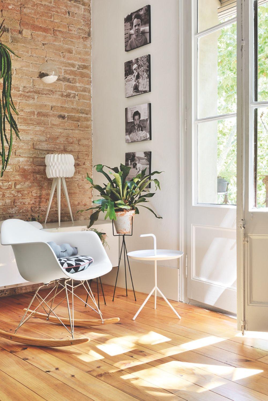 adelaparvu.com despre apartament de 65 de mp, Barcelona, in stil scandinav, Design Neus Casanova, Degoma Studio, Foto ElMueble, Degoma Studio (14)