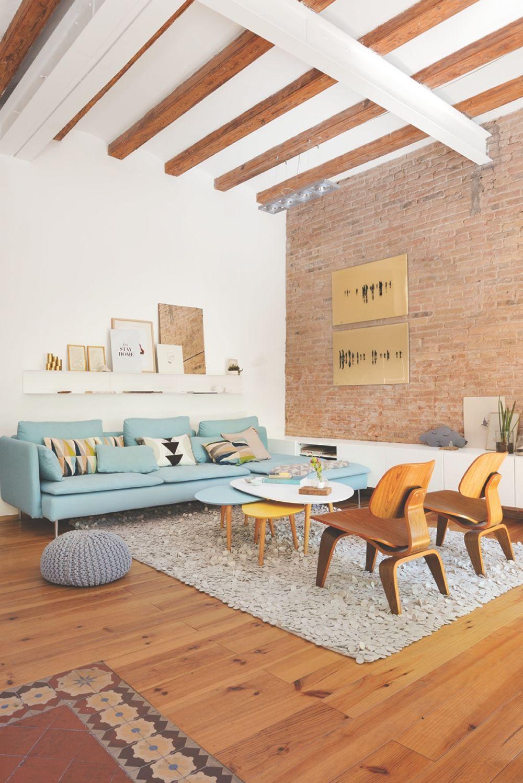 adelaparvu.com despre apartament de 65 de mp, Barcelona, in stil scandinav, Design Neus Casanova, Degoma Studio, Foto ElMueble, Degoma Studio (17)