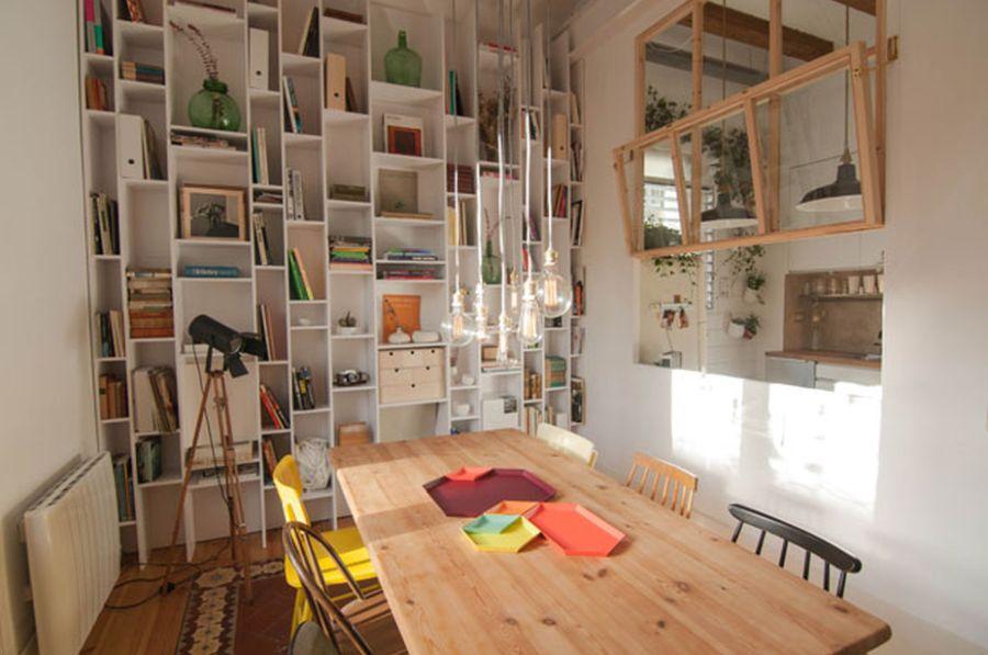 adelaparvu.com despre apartament de 65 de mp, Barcelona, in stil scandinav, Design Neus Casanova, Degoma Studio, Foto ElMueble, Degoma Studio (23)
