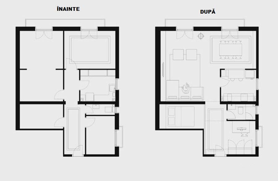 adelaparvu.com despre apartament de 65 de mp, Barcelona, in stil scandinav, Design Neus Casanova, Degoma Studio, Foto ElMueble, Degoma Studio (29)