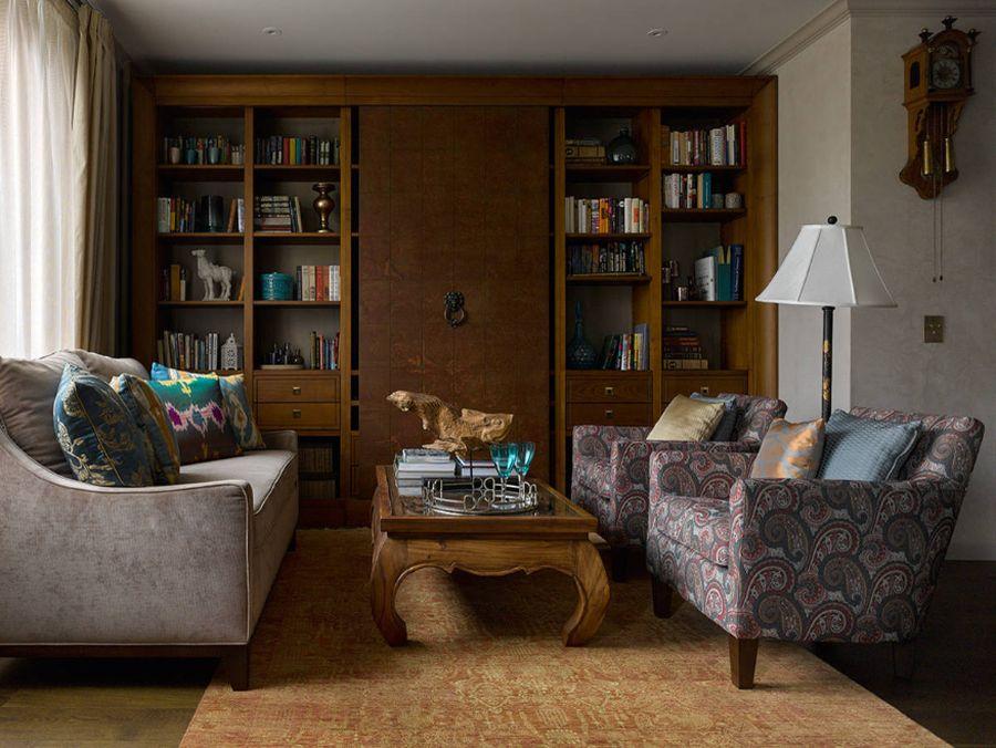 adelaparvu.com despre apartament de 93 mp,Moscova, Design Valery Belousov, Valery Design, Foto Sergey Ananiev (14)
